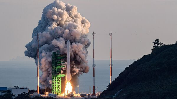 Start rakety KSLV-II NURI - Sputnik Česká republika