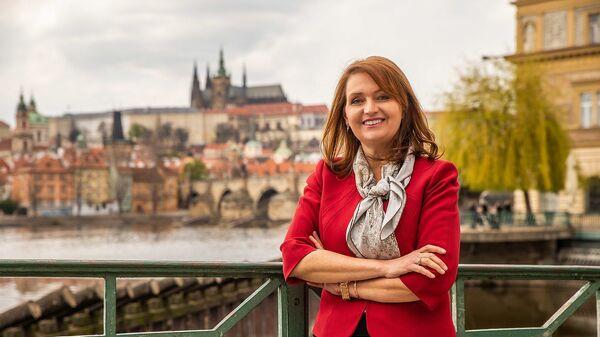 Ректор Карлова университета Милена Краличкова - Sputnik Česká republika