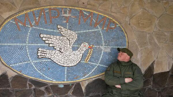 Чешский доброволец в ДНР Иржи (Юрий) Урбанек - Sputnik Česká republika