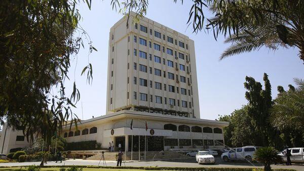 Здание министерства иностранных дел Судана в Хартуме - Sputnik Česká republika