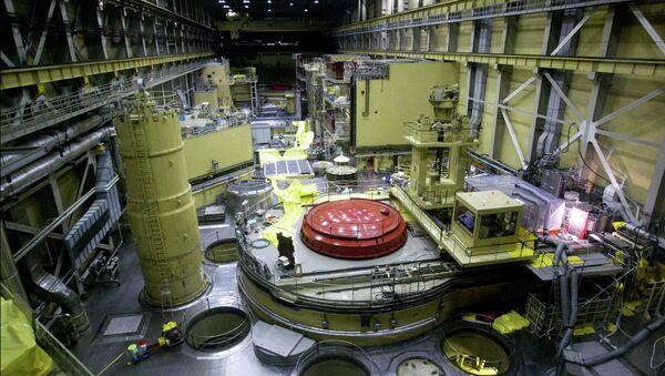 Jaderná elektrárna - Sputnik Česká republika