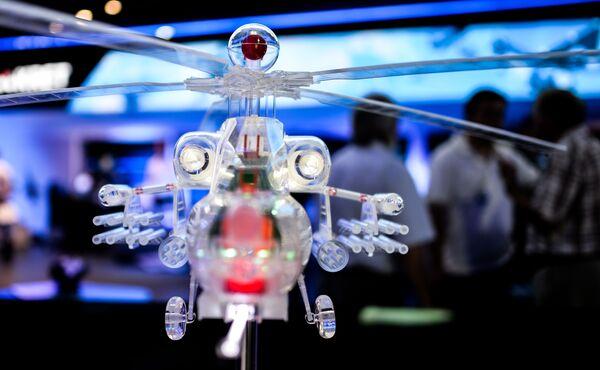 Mezinárodní aerokosmický salón MAKS 2015 - Sputnik Česká republika