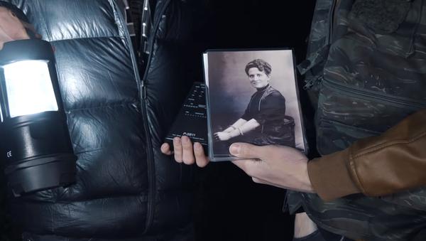 ZACHYTILI JSME DUCHA POMOCÍ SLS KAMERY - Sputnik Česká republika