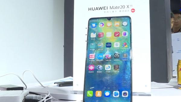 Americké sankce přispívají rozvoji Huawei. Vedení v 5G technologiích a nejmodernější výzkumy (VIDEO) - Sputnik Česká republika