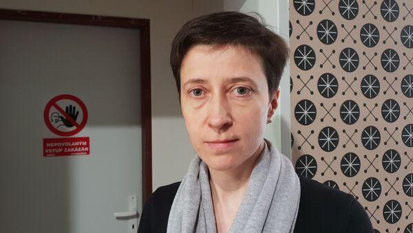 Zoja Guschlová, Ph.D., přední odbornice na azbest v ČR  - Sputnik Česká republika
