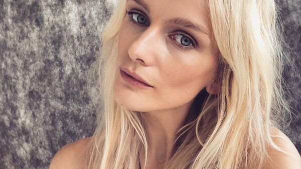 Česká modelka Zuzana Stráská - Sputnik Česká republika