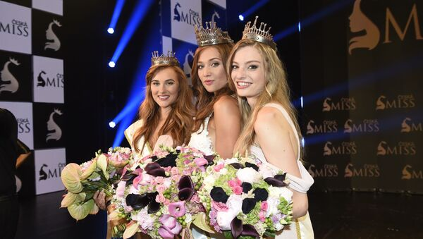 Česká Miss - Sputnik Česká republika