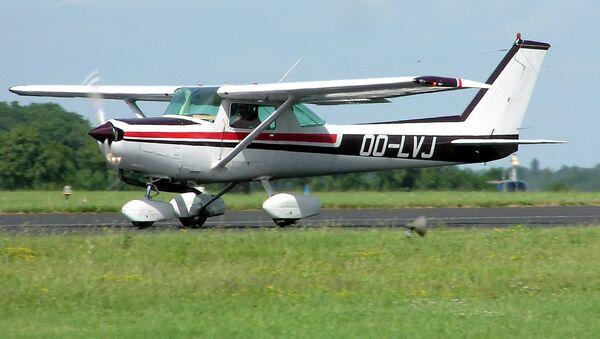 Lehké víceúčelové letadlo Cessna 152. Ilustrační foto - Sputnik Česká republika