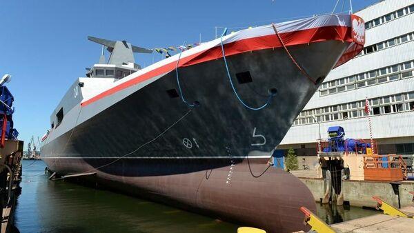 Polský hlídkový člun ORP Ślązak - Sputnik Česká republika