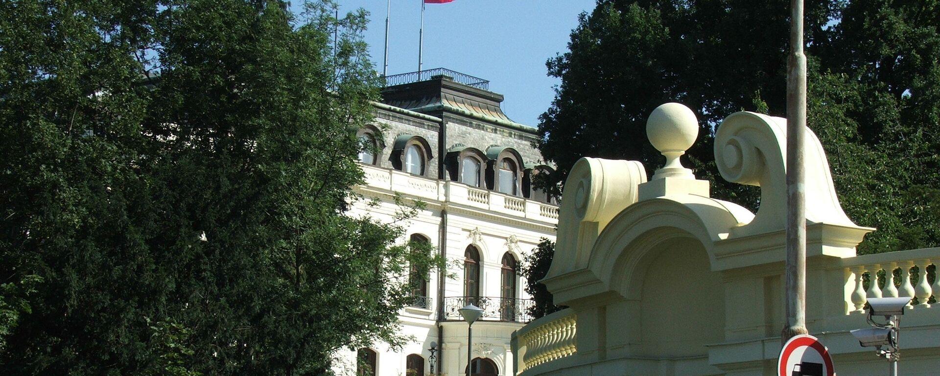 Ruské velvyslanectví v Praze - Sputnik Česká republika, 1920, 02.09.2021