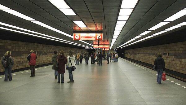 Stanice metra Opatov - Sputnik Česká republika