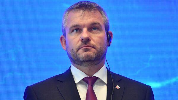 Peter Pellegrini - Sputnik Česká republika