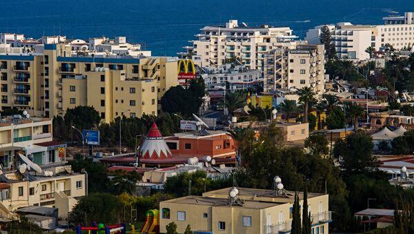 Město Protaras na Kypru - Sputnik Česká republika