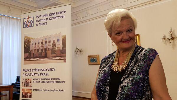 Radmila Tonkovičová - Sputnik Česká republika
