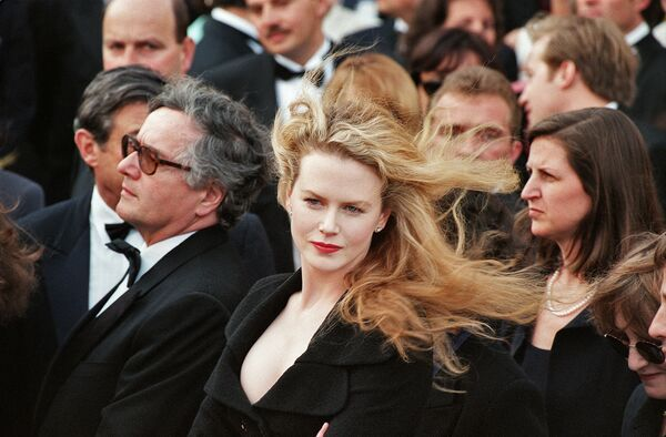 Americká herečka Nicole Kidmanová v Cannes. - Sputnik Česká republika
