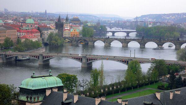 Praha. Ilustrační foto - Sputnik Česká republika