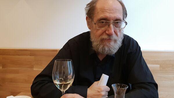 Jiří Hejlek u sklenky vína - Sputnik Česká republika