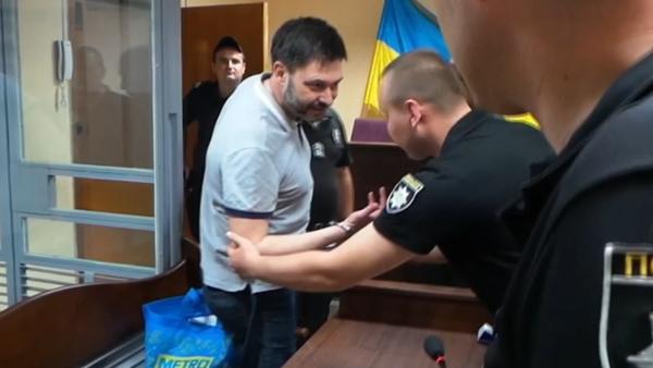 Na Ukrajině uvězněný novinář Kirill Výšinský: Jsem uvězněn kvůli vydírání o výměně (VIDEO)  - Sputnik Česká republika