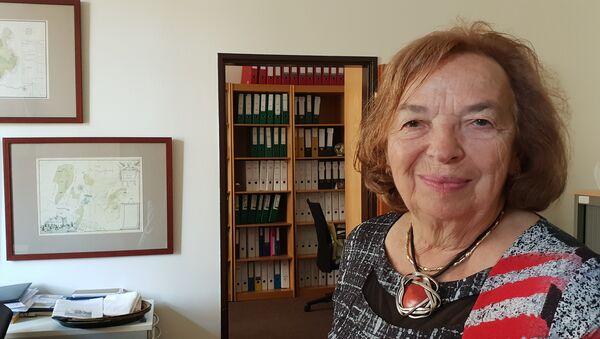 Livia Klausová, předsedkyně správní rady Nadačního fondu manželů Livie a Václava Klausových - Sputnik Česká republika