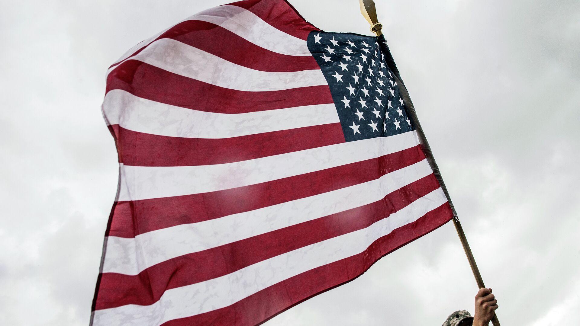 Vlajka USA - Sputnik Česká republika, 1920, 07.10.2021