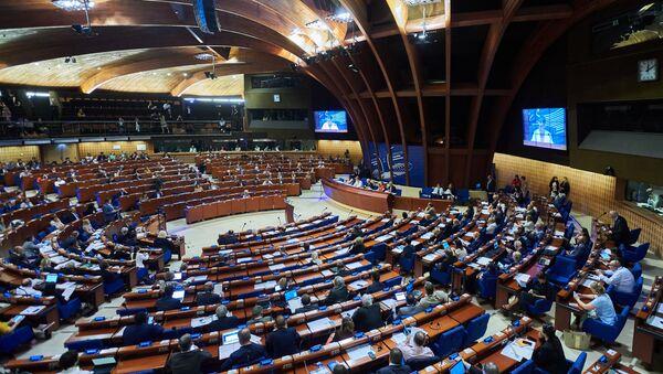 Letní zasedání Parlamentního shromáždění Rady Evropy - Sputnik Česká republika