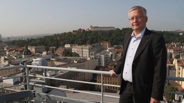 Advokát a politik Zdeněk Koudelka  - Sputnik Česká republika