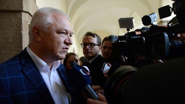 Místopředseda hnutí ANO Jaroslav Faltýnek - Sputnik Česká republika