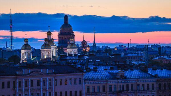 Petrohrad - Sputnik Česká republika