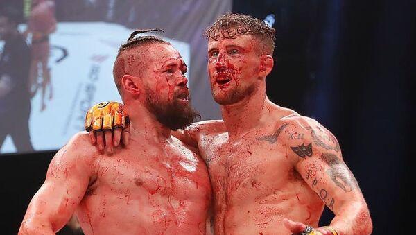 Cage Warriors 106  - Sputnik Česká republika