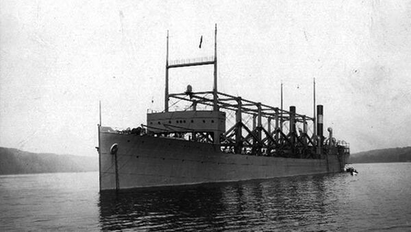 USS Cyclops - Sputnik Česká republika