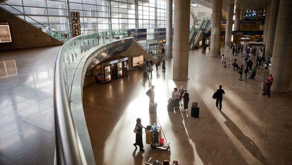 Letiště Ben Gurion - Sputnik Česká republika