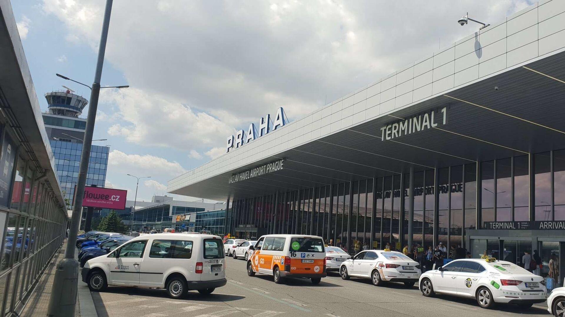 Letiště v Praze - Sputnik Česká republika, 1920, 12.09.2021