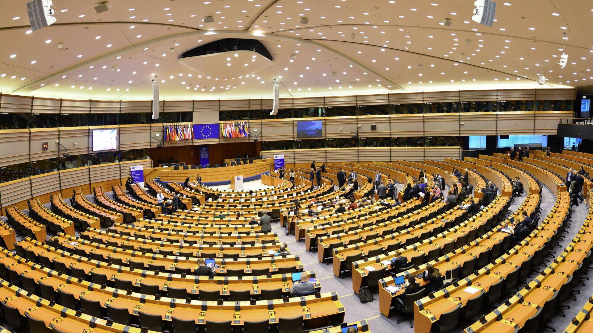 Evropský parlament - Sputnik Česká republika, 1920, 12.02.2021