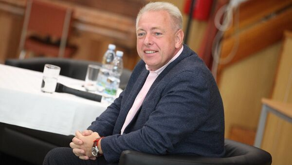 Bývalý poslanec ČSSD Milan Chovanec. - Sputnik Česká republika