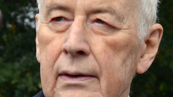 Zakladatel dětské onkologie profesor Josef Koutecký - Sputnik Česká republika