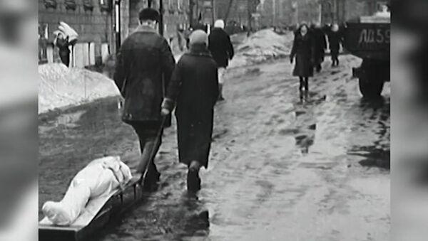 Město-hrdina. Jak probíhala obrana Leningradu v letech 1941-1945 - Sputnik Česká republika