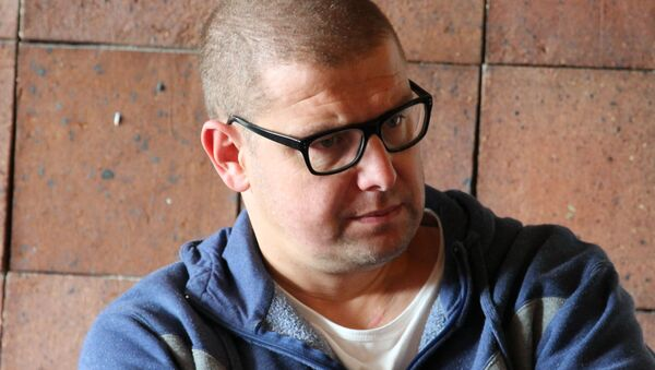 Český novinář, redaktor a politický komentátor Jindřich Šídlo - Sputnik Česká republika