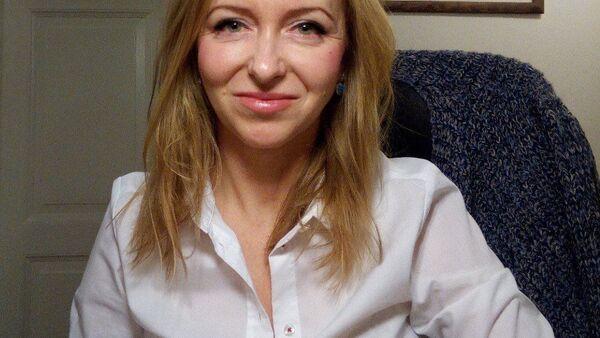 Česká poslankyně Karla Maříková - Sputnik Česká republika