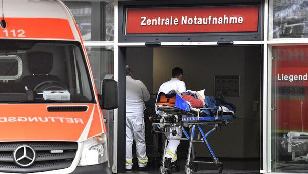 Nemocnice v Německu - Sputnik Česká republika