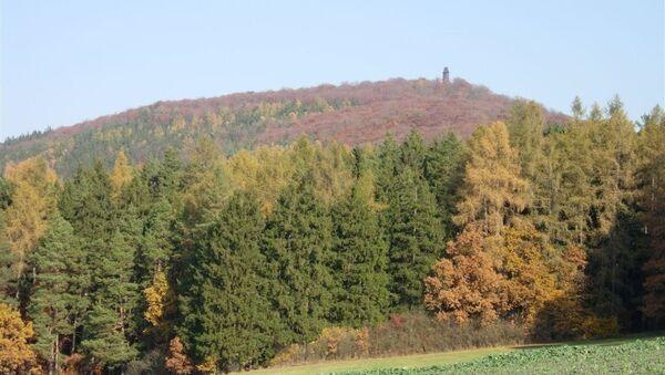Hora Blaník, kde se mají ukrývat blaničtí rytíři - Sputnik Česká republika