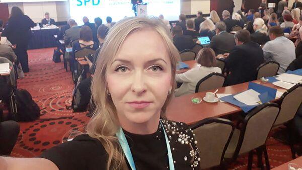 Česká poslankyně za SPD Karla Maříková - Sputnik Česká republika