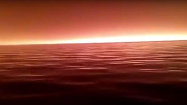 Není to noc: Bajkal v ohni - Sputnik Česká republika