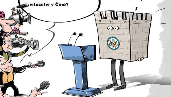 Jaká přehlídka? - Sputnik Česká republika