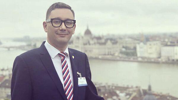 Tiskový mluvčí prezidenta České republiky Jiří Ovčáček - Sputnik Česká republika
