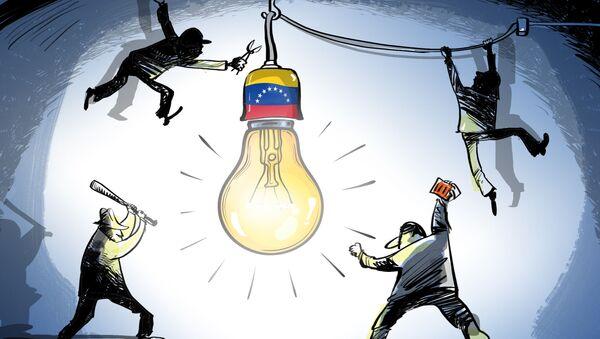 Blackout ve Venezuele: Maduro hovoří o zločineckém útoku - Sputnik Česká republika