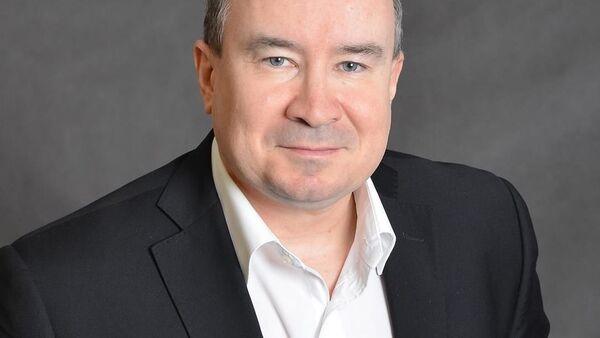 Předseda Dělnické strany sociální spravedlnosti (DSSS) Tomáš Vandas - Sputnik Česká republika