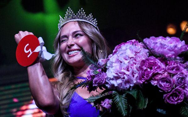 Vítězkyně každoroční soutěže krásy Miss MAXIM 2019 Viktoria Curanová - Sputnik Česká republika