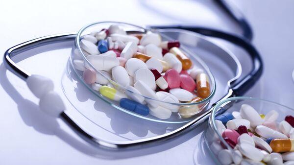 Léky. Ilustrační foto - Sputnik Česká republika