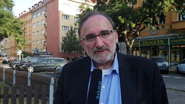 Předseda Asociace nezávislých médií a bývalý policejní prezident Stanislav Novotný - Sputnik Česká republika