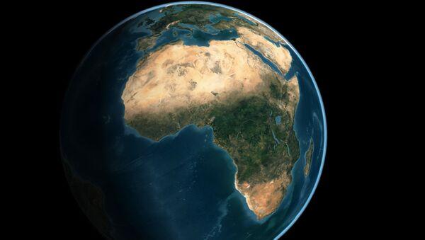 Afrika - Sputnik Česká republika